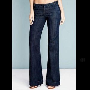 NWT 29x34 Fidelity Dream/Monaco Trouser Jeans